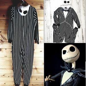 Jack Skellington costume nightmare union suit XS